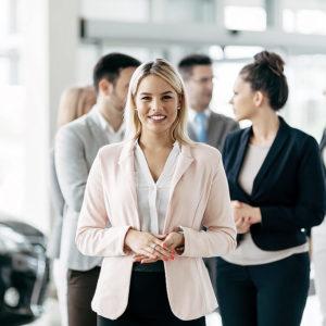talk to a car broker