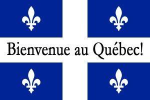 Bienvenue au Quebec